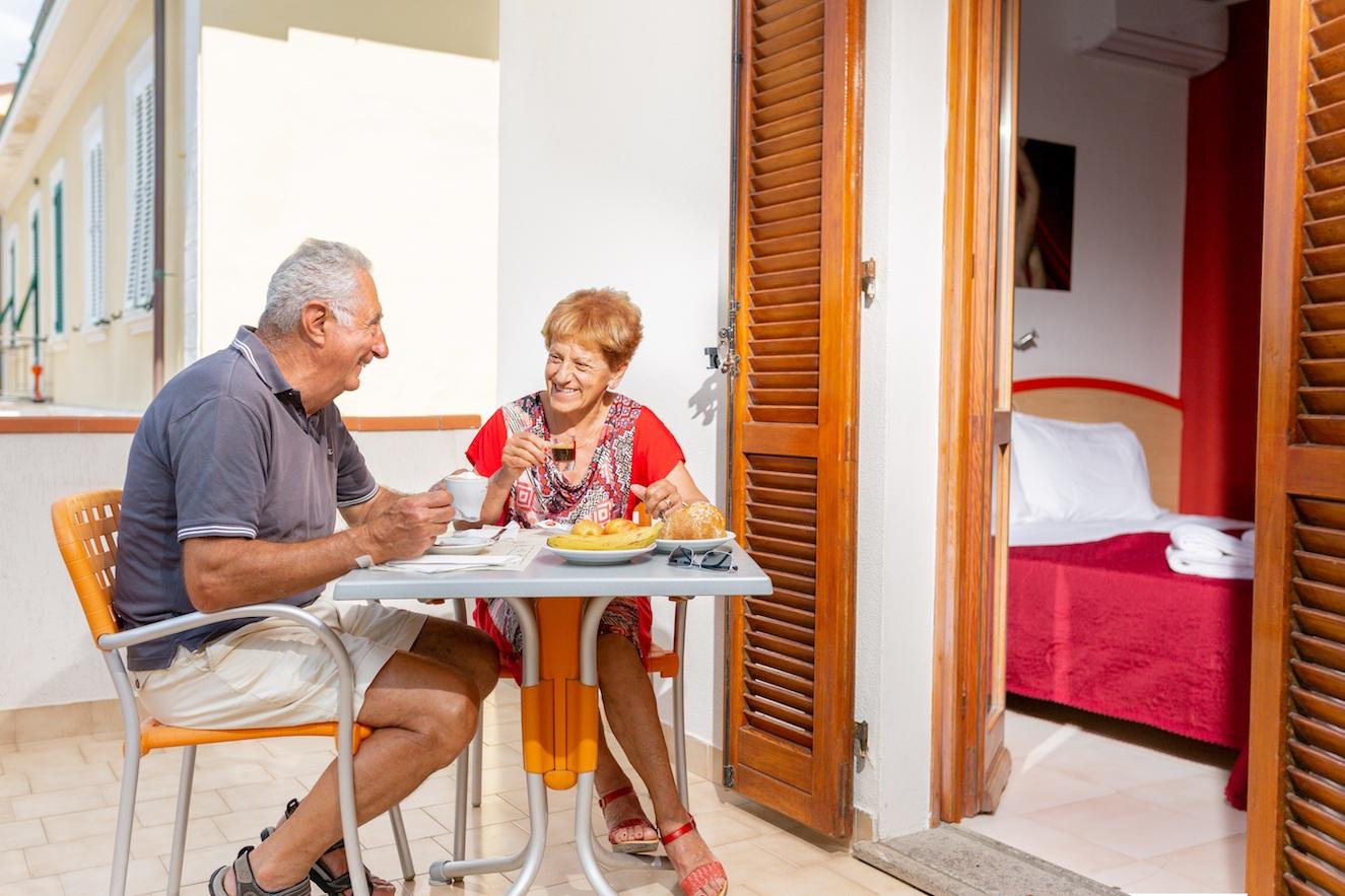 Camera Doppia Hotel a San Vincenzo - Hotel Ciritorno