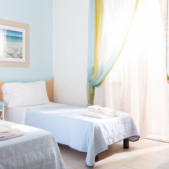 Camera Tripla San Vincenzo Toscana Mare - Hotel Ciritorno