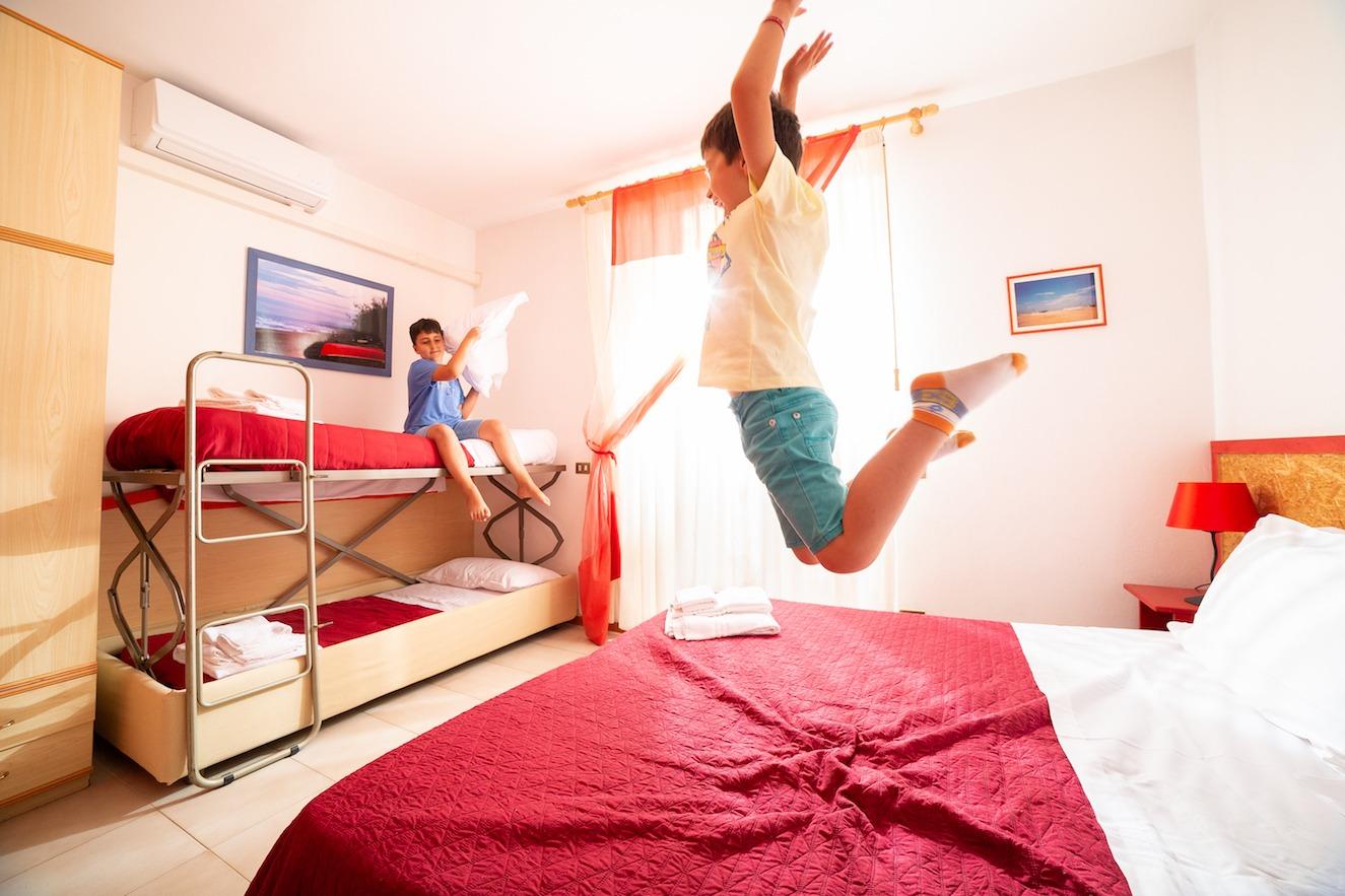 Hotel per Famglie a San Vincenzo Toscana - Hotel Ciritorno