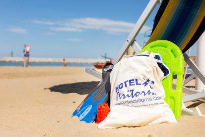 Hotel San Vincenzo con spiaggia privata - Hotel Ciritorno