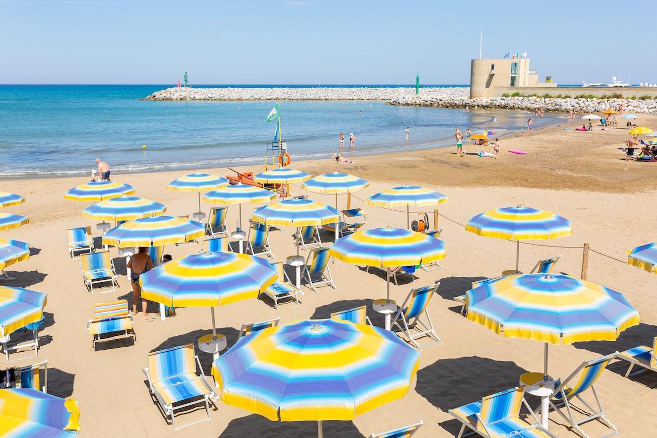 Hotel Toscana Mare con Spiaggia Privata - Hotel Ciritorno
