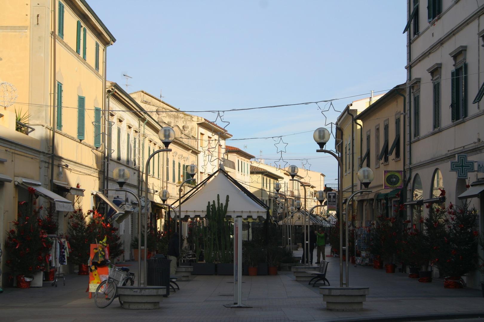 Corso San Vincenzo - Hotel Ciritorno